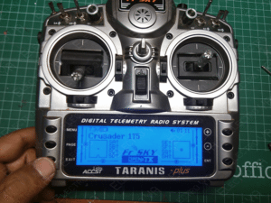 Update Taranis X9D with Gimbal Magneticos - ElectroYA RC