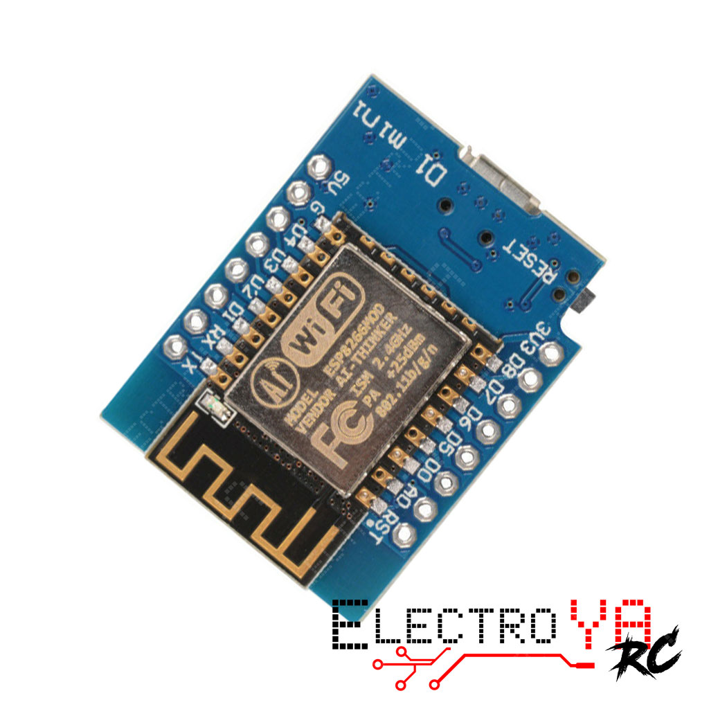 NodeMcu Lua WIFI mini D1